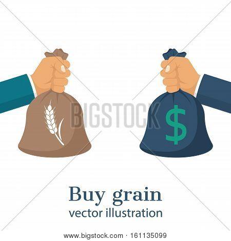 Buy Grain Vector