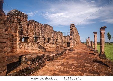 Walls Of Bricks