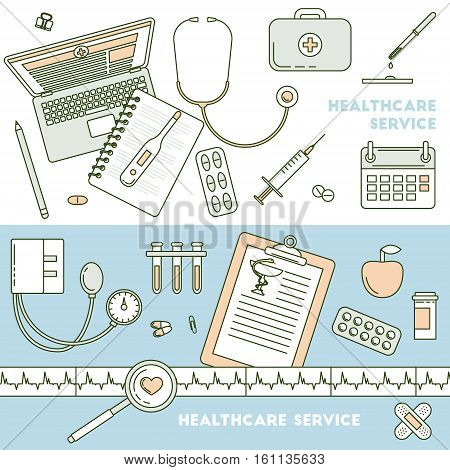 Health Services, Online Doctor Support