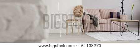 Flat With Sofa And Chair