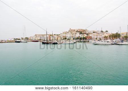 Old Town Eivissa Ibiza