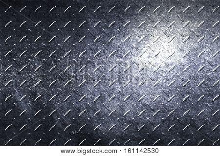 Grunge Metal Background.