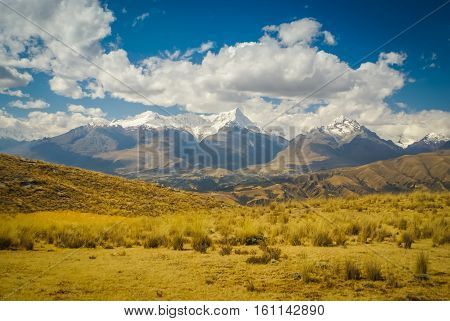 Large Mountain Range