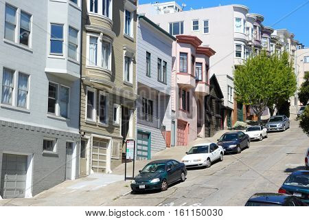 Steep San Francisco