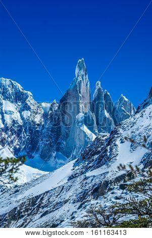 High Peaks In Argentina