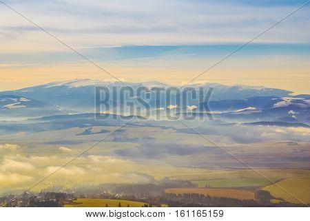 High Tatras In Slovakia