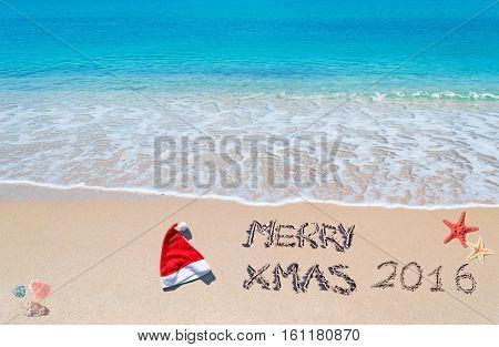 santa hat and