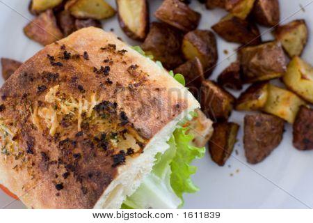 Plated Sandwich