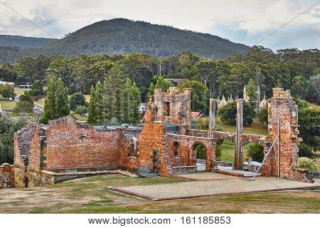 Port Arthur, historic convict settlement