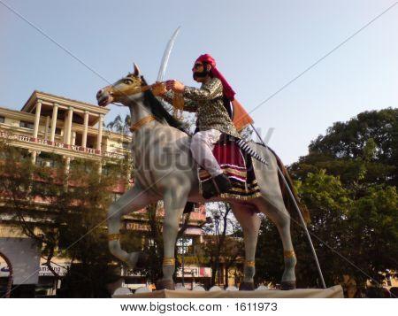 Shigmo Statue, Goa, India