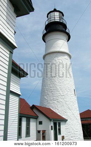 A light house along the east coast.