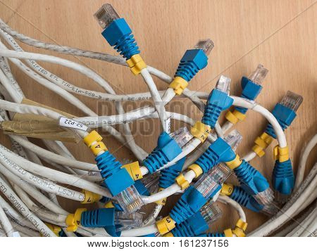 Old Ethernet Through the use of long