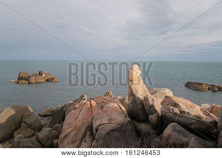 Grandfather Rocks (Hin Yai & Hin Ta) Koh Samui