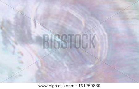 Abstract illustration background with mother of pearl aqua and lilac shimmering shell
