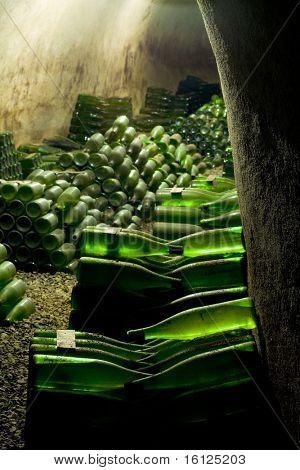 wine archive, Hort Winery, Znojmo - Dobsice, Czech Republic