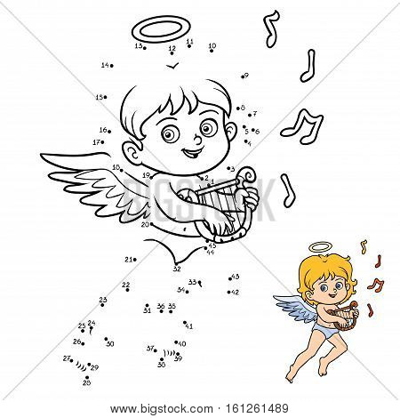 Numbers Game For Children, Angel