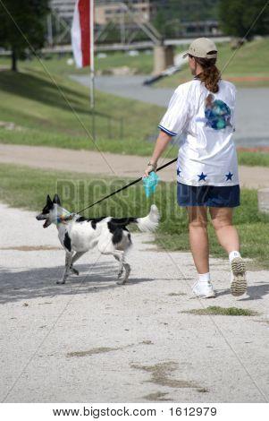 Girl Walking Dog Gtgfinal