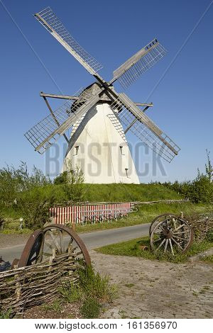 Windmill Grossenheerse (petershagen)