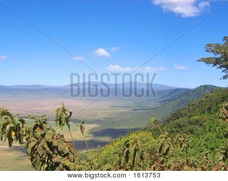 Ngorongoro Crater, Serengeti Park, Tanzania