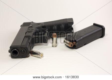 Gun Ready To Load