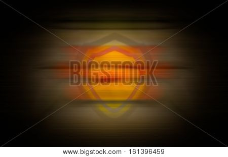 a security shield merged into a abstract and seamless background  with vignette effects