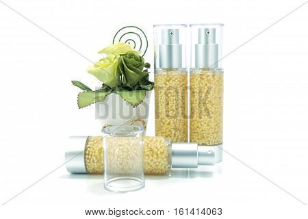 Moisturizing Serum For Face And Body Care Concept