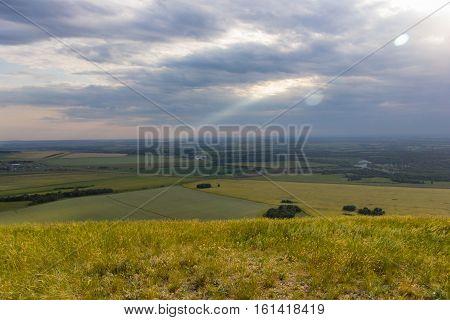 Shikhan mountain, Tra-Tau, Russia, Bashkortostan, South Ural