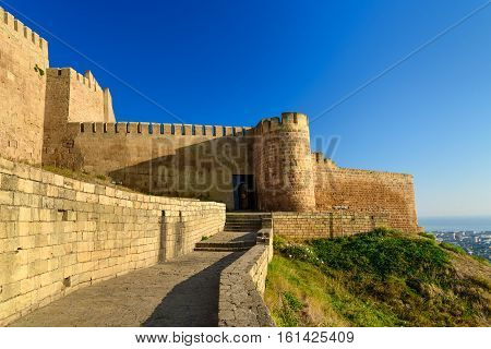 Naryn-kala Fortress In Derbent C