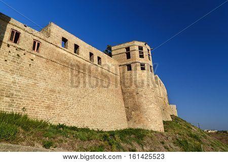 Naryn-kala Fortress Gate. Khan's Chancery In Derbent
