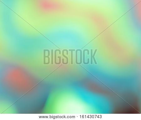 blurred color yellow and blue abstract background