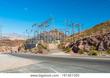 Electricity In Hoover Dam