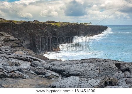 Southernmost Point Of The Big Island
