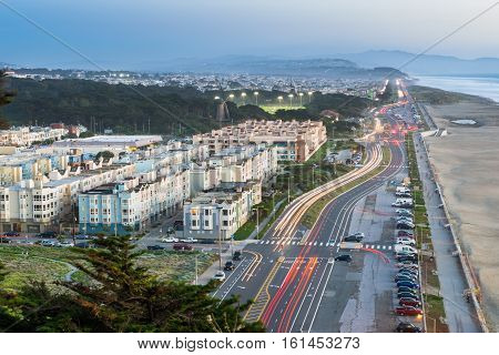 Great Highway, San Fracisco