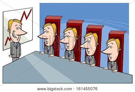 Board Of Directors Cartoon