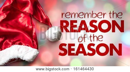 Remember the Reason of the Season