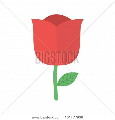 Flower, fragrance, rose icon vector image. Can also be used for spring. Suitable for use on mobile apps, web apps and print media.