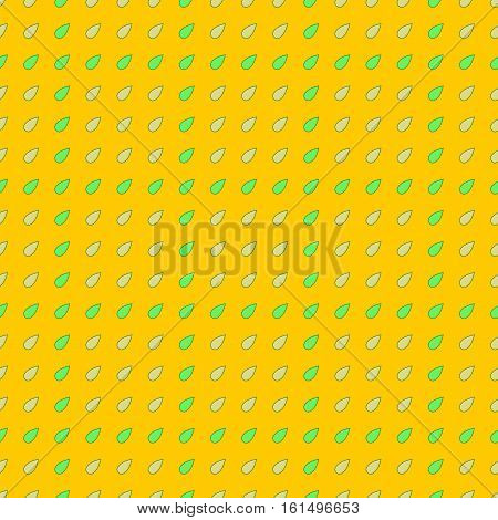 Drops geometric seamless pattern. Fashion graphic background design. Modern stylish abstract texture. Colorful template for prints textiles wrapping wallpaper website etc Stock VECTOR illustration
