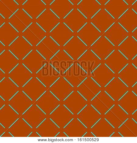 Line geometric seamless pattern. Fashion graphic background design. Modern stylish abstract texture. Color template for prints textiles wrapping wallpaper website. Stock VECTOR illustration