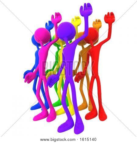 Full Spectrum Volunteers