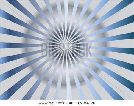 Abstract background with sunbeam