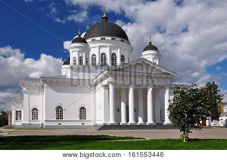 Spassky Cathedral. Nizhni Novgorod. Architect Auguste Montferrand.