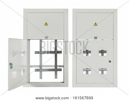 Two Electric Metal Boards