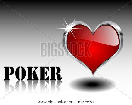 casino element heart