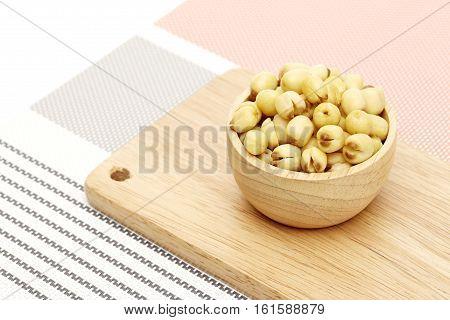 Lotus Seeds.