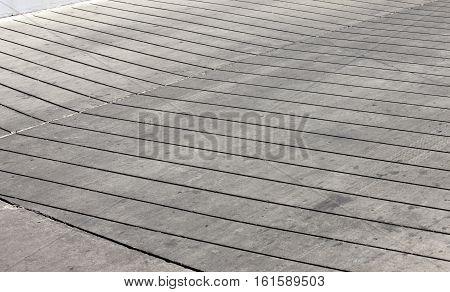Upward ramp in parking lot abstract, prepare, upward,