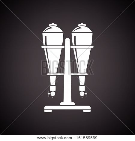 Soda Siphon Equipment Icon
