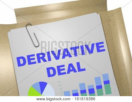 Derivative Deal - Business Concept