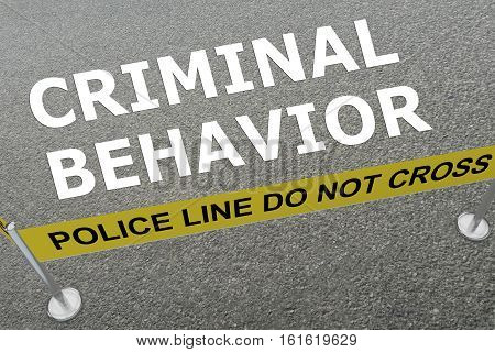 Criminal Behavior Concept