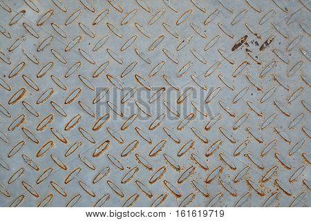 Metal Seamless Pattern Tile