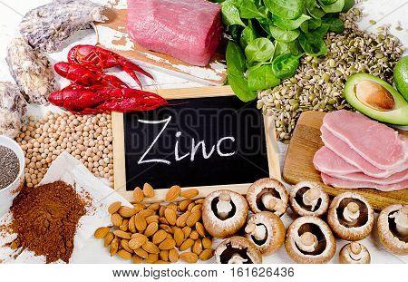 Foods Highest In Zinc